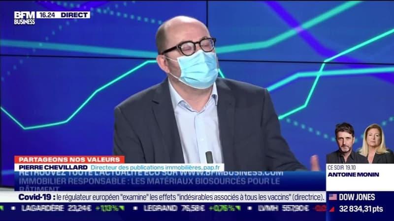 Pierre Chevillard (Pap.fr) : Immobilier responsable, les matériaux biosourcés pour le bâtiment - 16/03