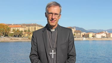 Mgr OIivier de Germay est le nouvel archevêque de Lyon.