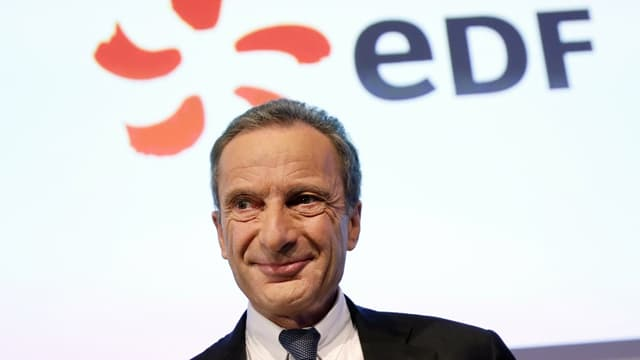 Le mandat d'Henri Proglio à la tête d'EDF s'achève le 22 novembre.