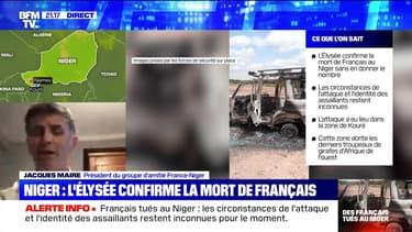 Niger: des Français et leurs guides tués par des hommes armés (1/5) - 09/08
