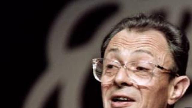 Michel Rocard quitte Matigon en 1991