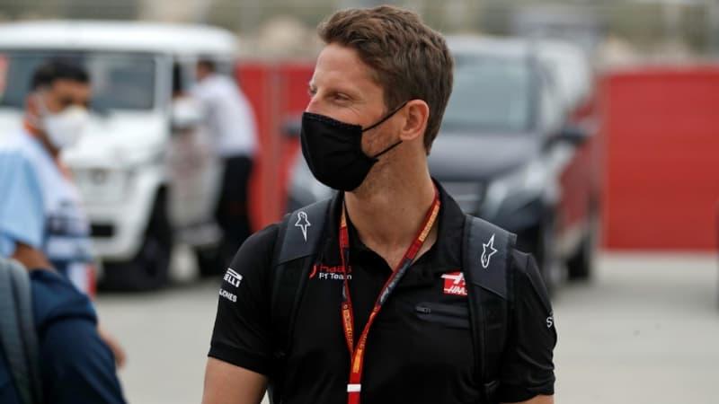 F1: l'essai de Grosjean avec Mercedes reporté