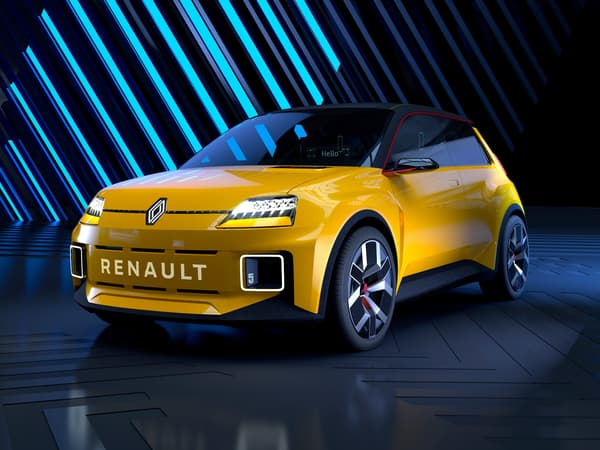 Le Renault 5Prototype