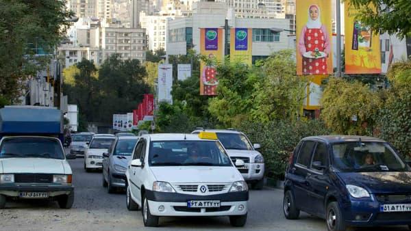 Renault commercialise la Tondar en Iran.