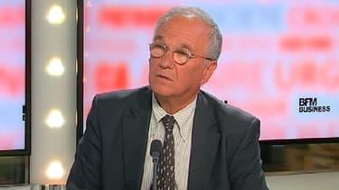 Gilles Carrez était l'invité du Grand Journal d'Hedwige Chevrillon ce jeudi 26 septembre.