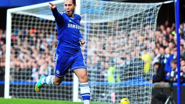 Eden Hazard, direction le PSG la saison prochaine ?
