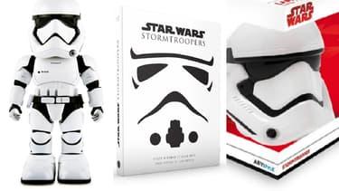 Les célèbres Stormtroopers sont à l'honneur pour Noël