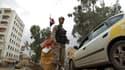 Un soldat yéménite à l'entrée de la capitale, le 3 août dernier.