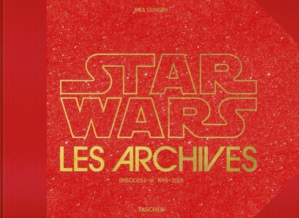 "Les ""Archives Star Wars"", disponibles chez Taschen"