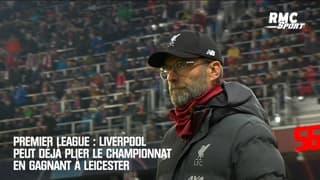 Premier League : Liverpool a l'occasion de terrasser le championnat...
