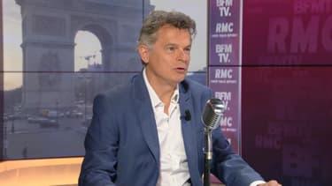 Le secrétaire national du PCF Fabien Roussel, le 4 mars 2021 - image d'illustration