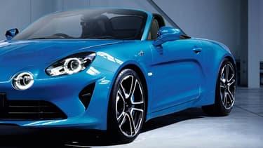 La version cabriolet de l'Alpine A110, seconde du nom, pourrait rapidement être confirmée.