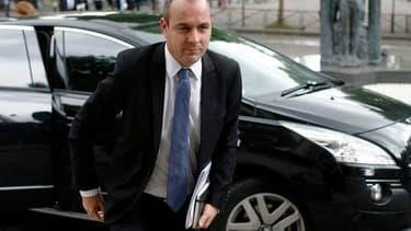 Laurent Berger, lors de la grande conférence social de juillet dernier