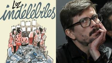 Luz et sa nouvelle BD sur Charlie Hebdo
