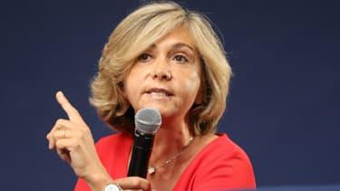 Valérie Pécresse lors du conseil national des Républicains, le 30 juin 2018