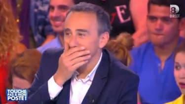 Elie Semoun a dérapé hier soir sur le plateau de Touche Pas à Mon Poste.
