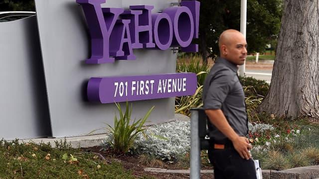 Yahoo! a subi une attaque en septembre.