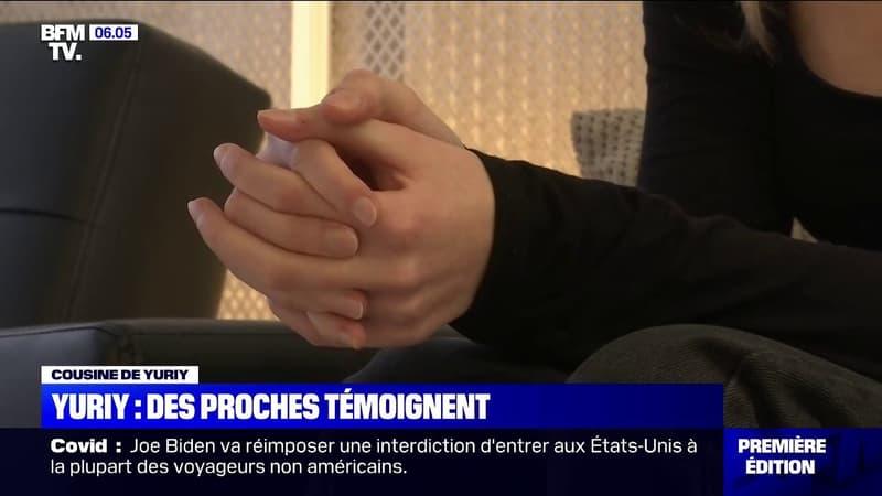 Agression à Paris: les proches de Yuriy témoignent