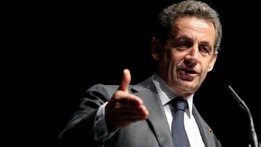Nicolas Sarkozy a démenti être à l'origine de la fin des Guignols.