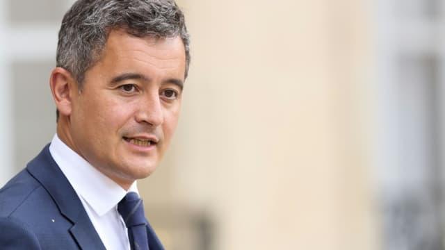 Gérald Darmanin le 15 septembre 2021 à Paris