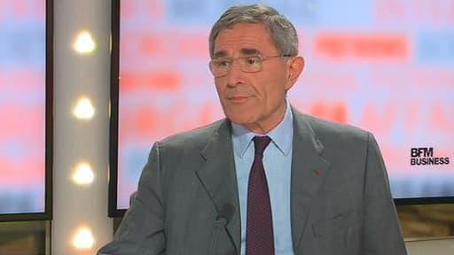 Gérard Mestrallet était l'invité de BFM Business, ce mardi 29 avril.