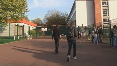 L'enseignante exerçait dans ce lycée de Béthune, où les conditions de travail étaient devenues très difficiles.