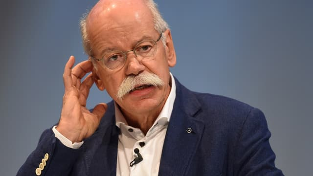 Dieter Zetsche, PDG de Daimler.