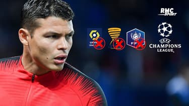 Thiago Silva regrette l'obsession du PSG sur la Ligue des champions