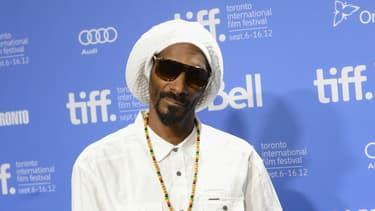 Snoop Dog au Festival de Toronto en 2012.