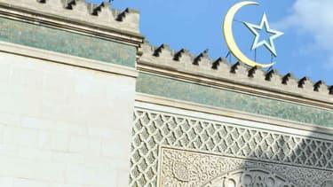 La Grande mosquée de Paris, dans le Ve arrondissement (photo d'illustration)