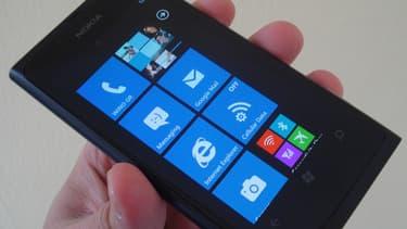 Un Nokia Lumia.