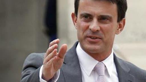 Manuel Valls demande aux Corses de briser l'Omerta qui sévit sur l'île