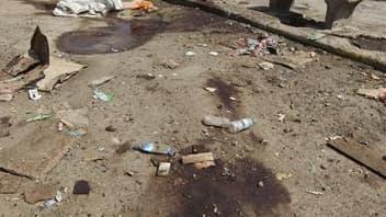 Un attentat suicide contre un bureau de recrutement de l'armée irakienne a fait au moins 57 morts et 123 blessés mardi dans un centre de recrutement de l'armée de Bagdad, à deux semaines de la fin des missions de combat de l'US Army en Irak. /Photo prise