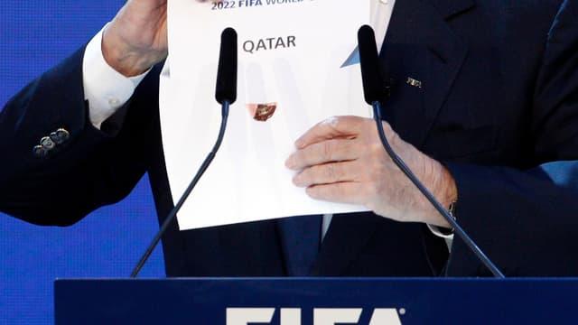 Coupe du monde 2022 au Qatar