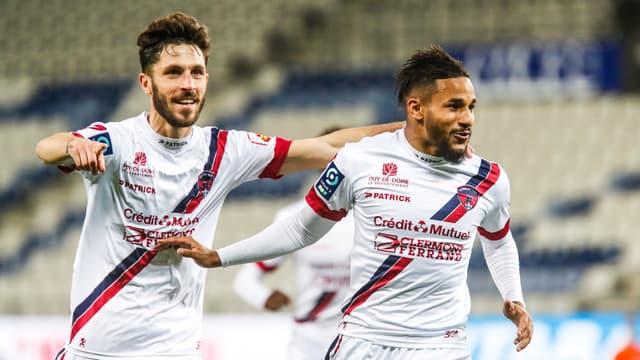 Clermont vainqueur à Grenoble