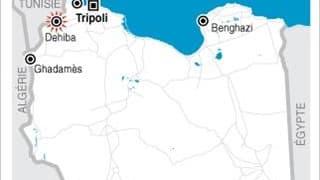 L'ARMÉE LIBYENNE RENFORCE SA PRÉSENCE À DEHIBA