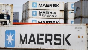 Le porte-conteneurs a effectué la route arctique en cinq semaines.