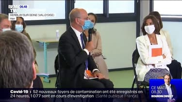 """Écoles; les élèves dubitatifs vis-à-vis de la tenue """"républicaine"""" souhaitée par Jean-Michel Blanquer"""