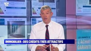 Immobilier : des crédits très attractifs - 13/10