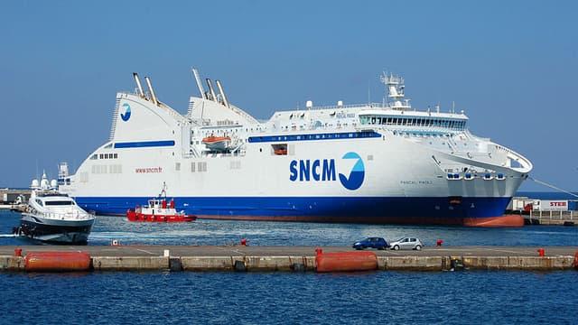 La SNCM devrait être placée en redressement judiciaire ce vendredi.