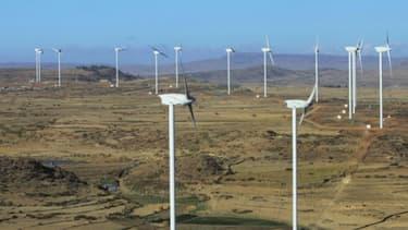 Le parc éolien d'Ashegoda en Ethiopie a été inauguré ce week-end.