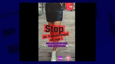 Mulhouse lance une campagne contre les violences sexistes.