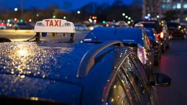 """Pour Alain Griset, président de l'UNT, le combat contre Uber est celui """"du pot de terre contre le pot de fer"""" et """"le pot de terre n'a pas tremblé""""."""
