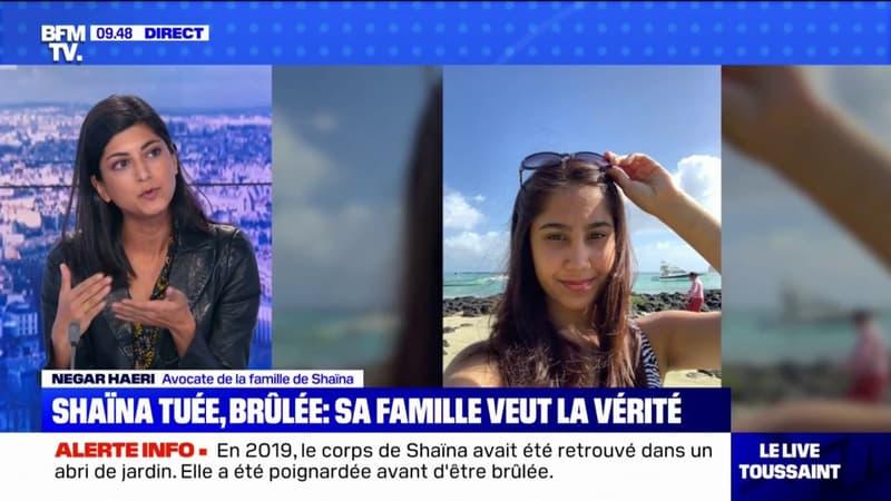"""Shaïna tuée, brûlée:  """"Il est temps d'alerter les médias, la justice, pour qu'il y ait une plus forte résonnance"""""""