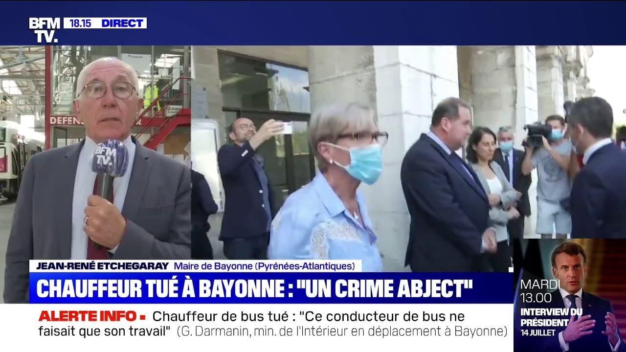 """Le maire de Bayonne veut mettre en place un système de radio pour que les chauffeurs de bus puissent """"s'adresser directement à la police"""""""
