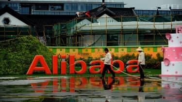 Alibaba veut satisfaire la demande des consommateurs chinois, friands de produits français
