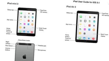 Apple aurait dévoilé par erreur ses nouveaux iPad, juste avant la keynote prévue jeudi 16  octobre 2016.