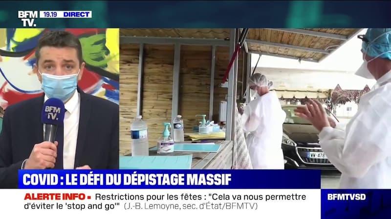 Le maire LR de Saint-Étienne Gaël Perdriau: