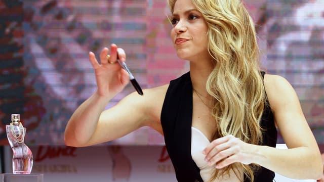 La chanteuse colombienne Shakira habite en Catalogne depuis 2015.