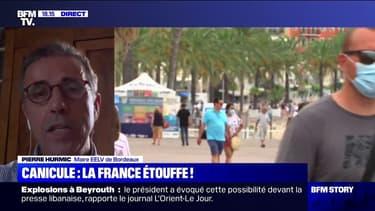 Covid-19: le maire de Bordeaux envisage le port du masque obligatoire dans certains secteurs urbains en cas d'aggravation de l'épidémie